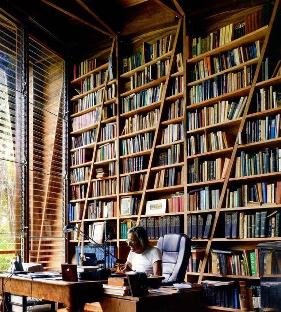 837 best A Place For Books images on Pinterest Bookcases - creer un plan de maison