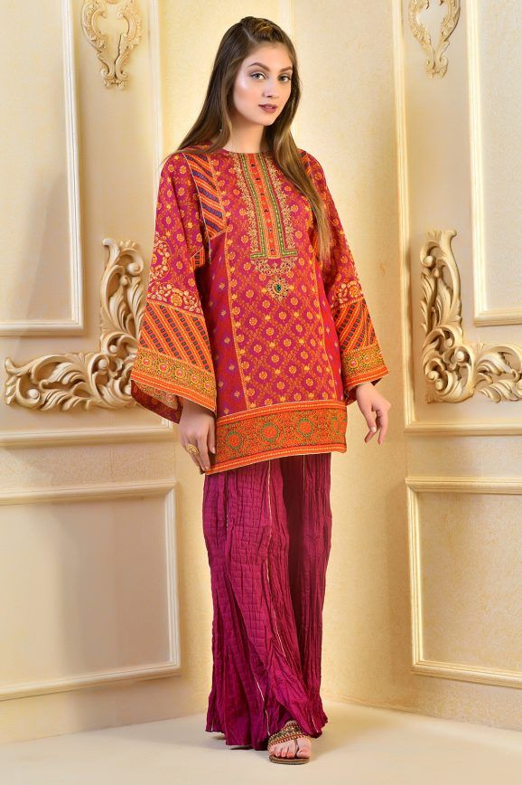 kayseria beautiful fancy eid dresses collection 20192020