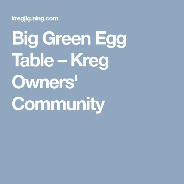 Best 25+ Big green egg table ideas on Pinterest   Big ...