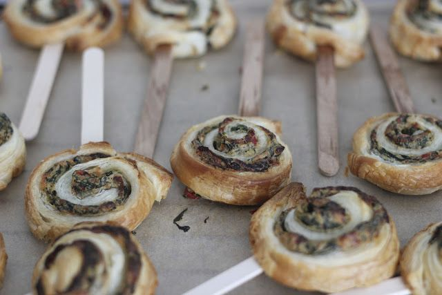 58 best images about fun food ideas on pinterest hot for Puff pastry canape