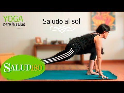 Saludo al Sol: Yoga para PRINCIPIANTES | Yoga para la Salud | Salud180