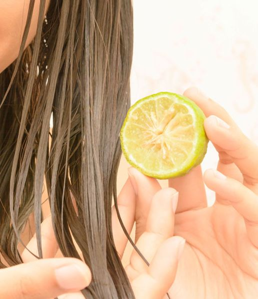 how to train your hair to be less oily