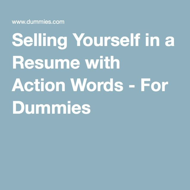Best 25+ Resume action words ideas on Pinterest Resume key words - words to describe yourself on a resume