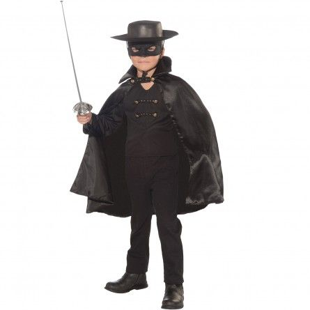 Boys Bandito Zorro Costume
