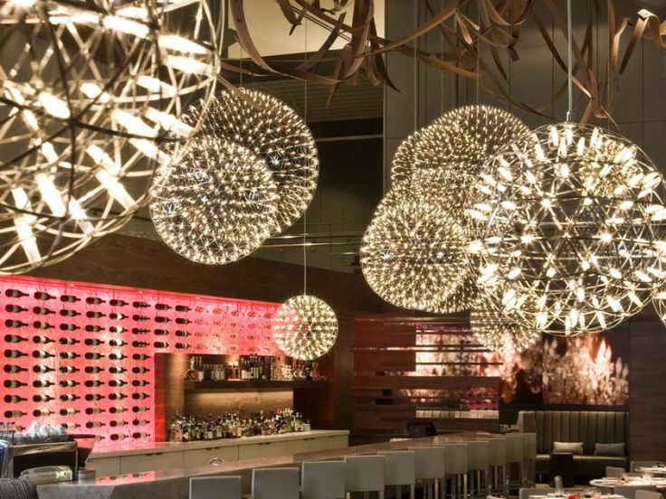 Aria Ristorante Genuine Italian Dining Downtown Toronto I Want To Go Eat Here Just See Those Firework Lights