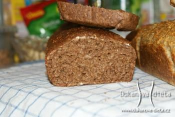 Chléb ala Kalas Dukanova dieta