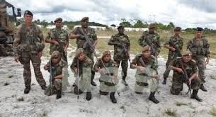Image result for militaire politie suriname