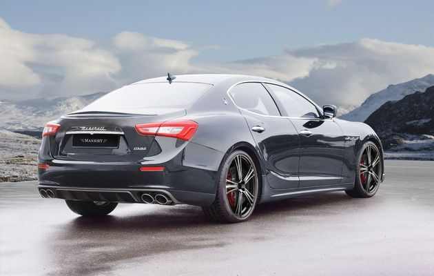 German uber tuning company Mansory has unveiled its first individualization program complete with increased horsepower and bespoke interior options, for Maserati's entry-level sports sedan.  #Maserati #Masi  #theAutoGallery #MayaAutoGallery #VanNuys #LosAngeles #CA  #Race #Super #Exotic #Sport #SUV #Performance #Italian #Car #Levante #Ghibli #Quattroporte #GranTurismo #Q4   #AWD #RWD