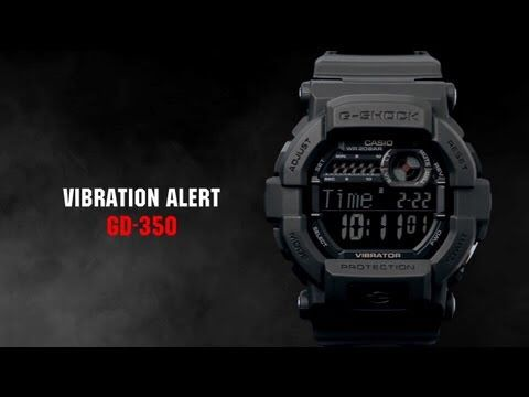 GD-350 all black