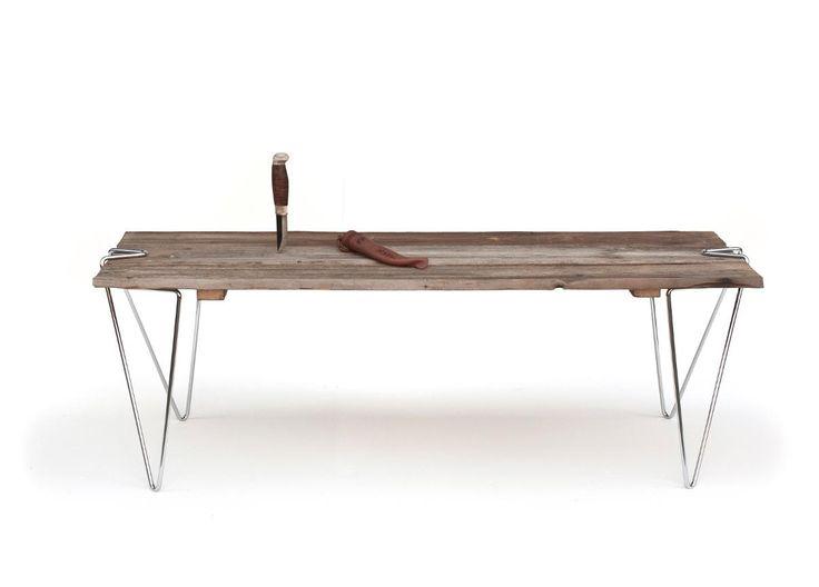 Tick small ist ein universelles Tischgestell.