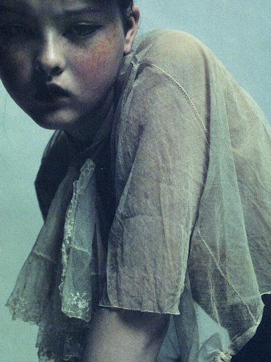 "The Face | October 1997""Turn the Dark On""Devon Aoki by Mario Sorrenti"