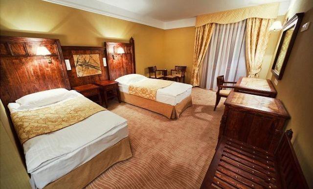 SPA Hotel Splendor, Lubenia