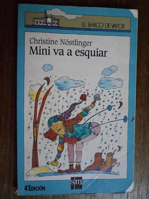Mini va a Esquiar - Christine Nöstlinger
