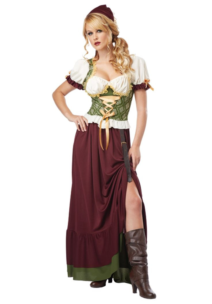 Renaissance Wench Costume                                                                                                                                                     More