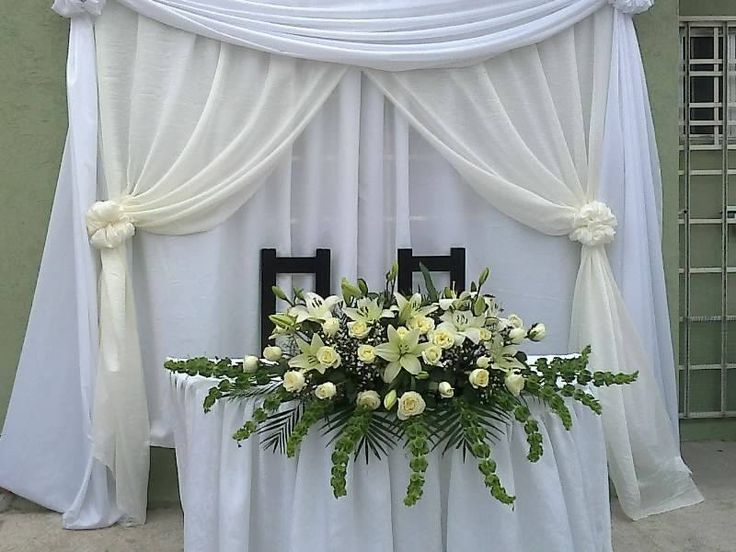 16 best images about novios mesa on pinterest mesas - Decoracion bodas civiles ...
