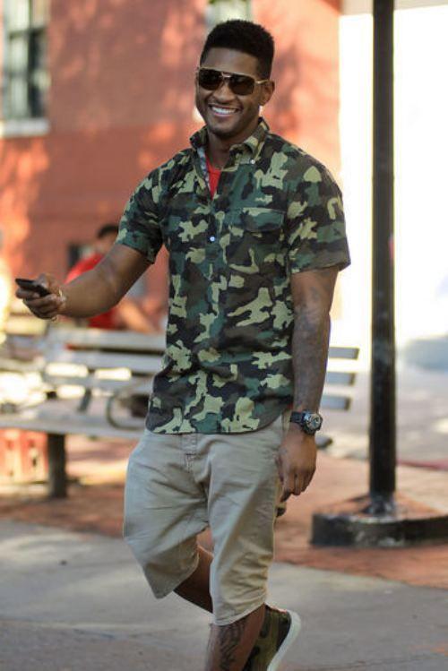 usher raymond 14 Afternoon eye candy: Usher Raymond (33 photos)