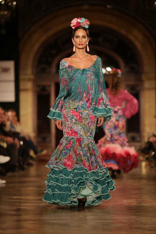 Wappíssima - We Love Flamenco 2016 - Santana Diseños -
