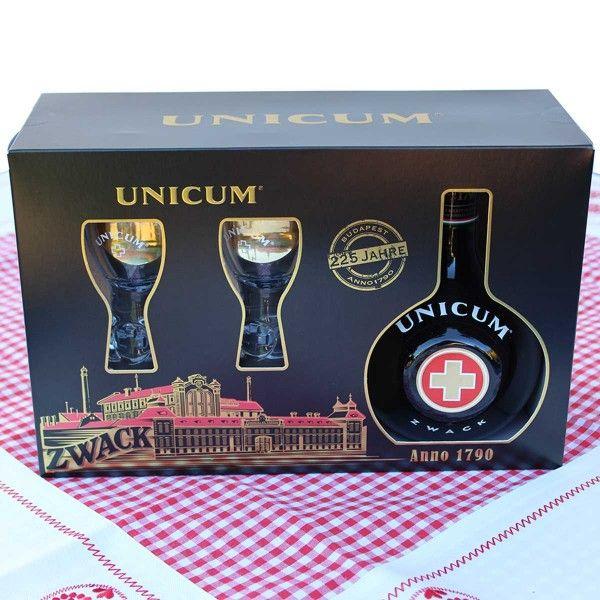 Unicom im Karton