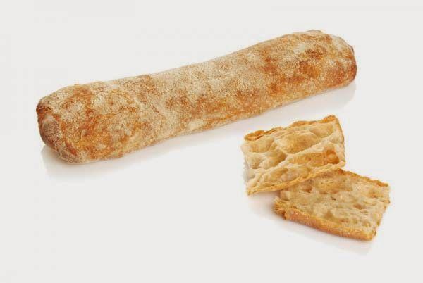 Varomeando: Pan de cristal