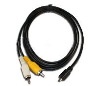 Nikon CoolPix L100 AV Cable