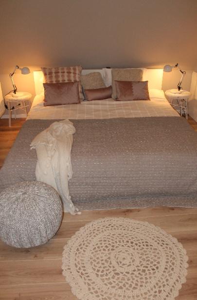 Slaapkamer bedroom ontwerp design yvet van riek zelf op zolder slapen pinterest - Ontwerp van slaapkamers ...