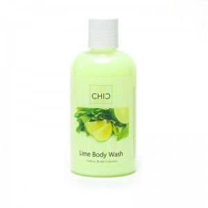 CHIC-SOAPS–Lime Body Wash