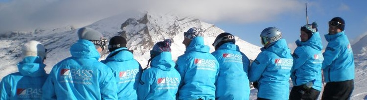 BASS (British Ski School) - Morzine - Instructors