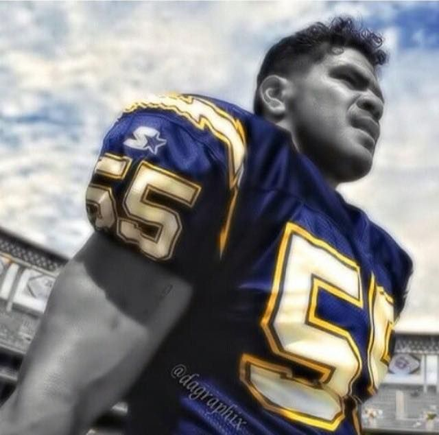 San Diego Chargers Best Players: 17 Best Images About Junior Seau #2 Charger On Pinterest