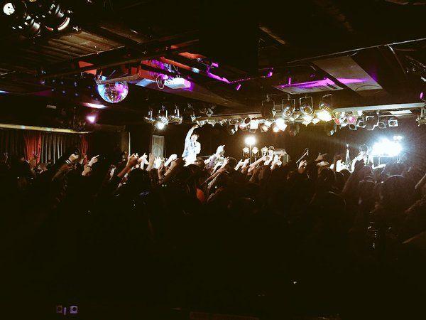 「君が、来る」バンドツアー初日大阪!!最高の形でスタートしました!!本当に、凄いツアーになりそうです!大阪の皆さんありがとうございました!