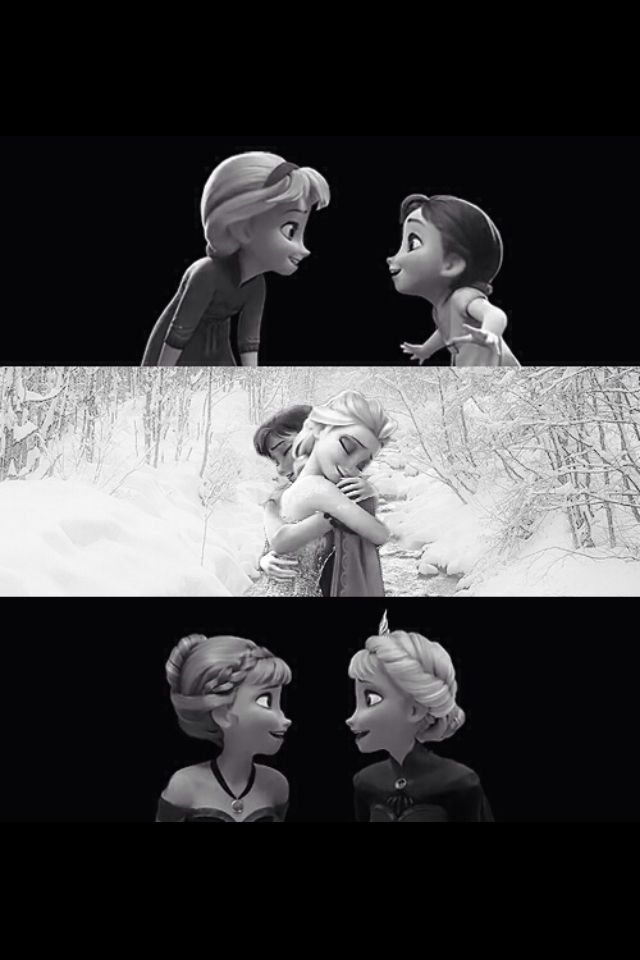 frozen sisters - so cute! Like my two Beautiful dolls Elizabeth and Payton Claire.