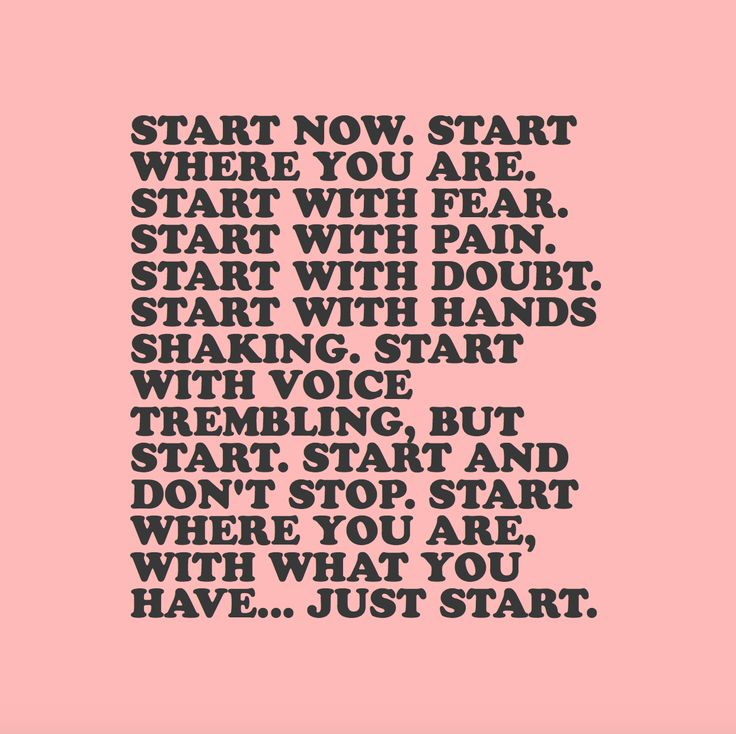 """cwote: """" The first step is often the hardest… but also the most important. You won't regret starting something beautiful :)) """""""