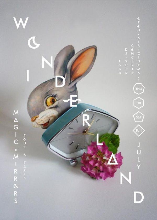 In Wonderland Opening Weekend Poster