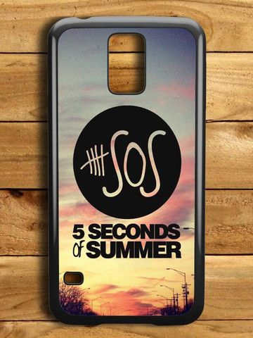 5 Second Of Summer Samsung Galaxy S5 Case