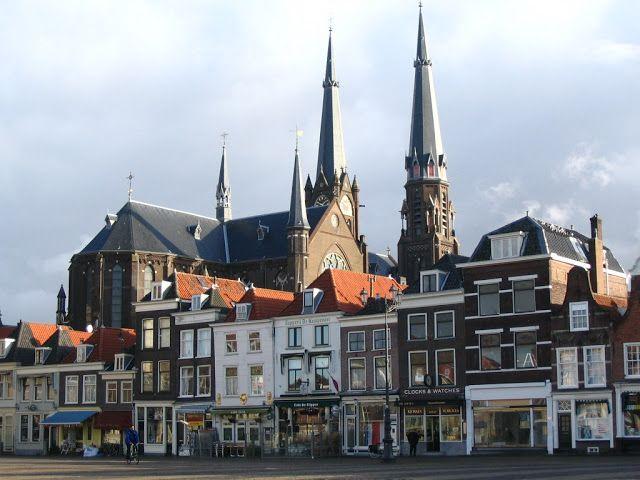 TOP WORLD TRAVEL DESTINATIONS: Delft, Netherlands