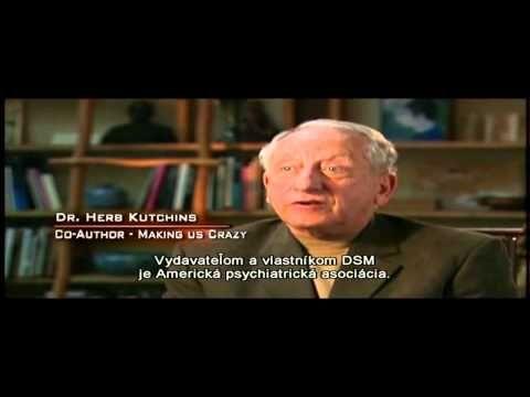 CCHR Dokumentárny film: PSYCHIATRIA: PRIEMYSEL SMRTI (celý film)