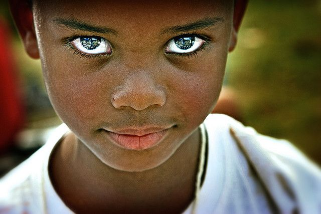 "Those Eyes. Yep, seen it:  just want clean water, hope and equality.  Here we go ""DENIED"".  Breeds open revolt!"