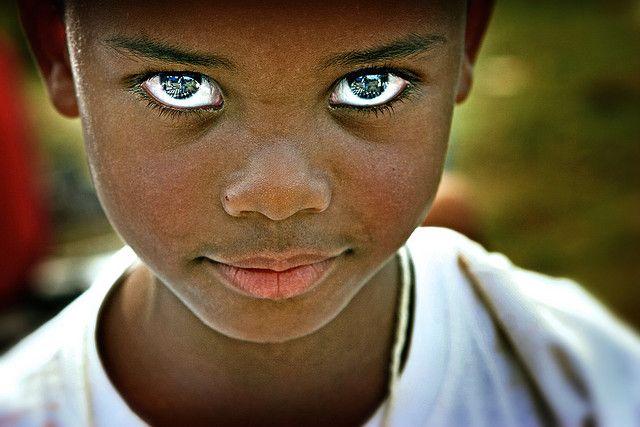 Those Eyes.