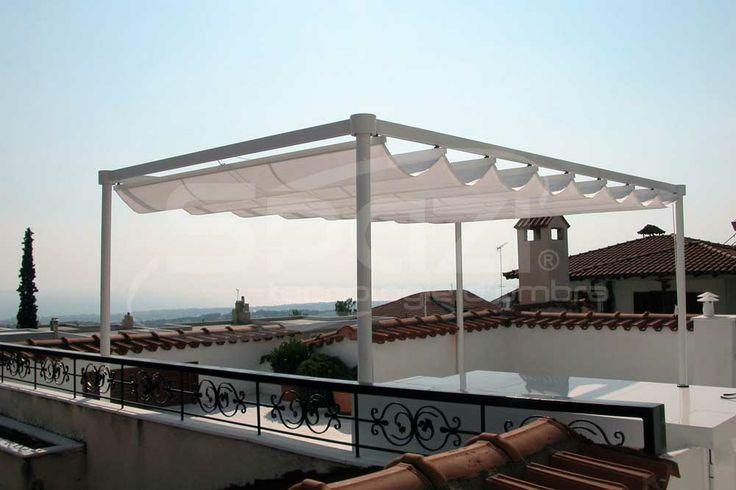 Tenda da sole Patroclo - Spazitalia tecnologie d'ombra