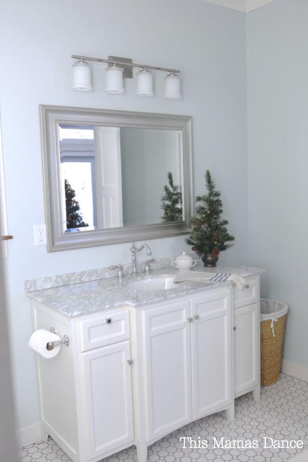 Bathroom Renovations Kingston Ontario: Best 25+ Benjamin Moore Ocean Air Ideas On Pinterest