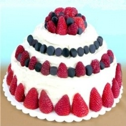 3 tiered cakes have always fascinated me. I use to stare at the cake tiers and wish I could make something so beautiful. After many attempts at...