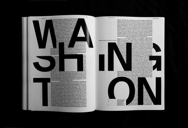 ECAL - BACHELOR - DESIGN GRAPHIQUE - Projets & workshops - Une Affaire – Sept Versions Denis Roueche Professeurs : Ludovic Balland, Gilles Gavillet, Jonas Vögeli