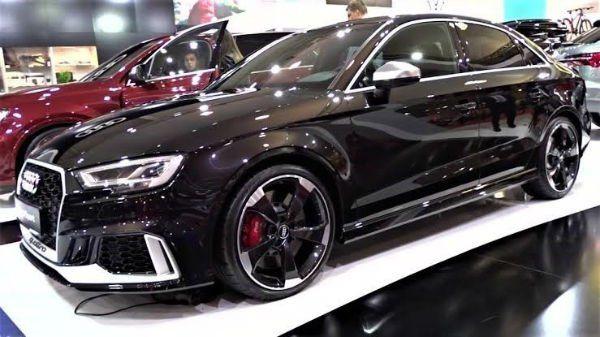 Audi Rs3 2020 Saloon In 2020 Audi Rs3 Audi Car