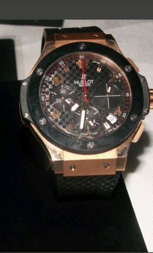 fab0b20a8ac Hublot Big Bang Watch 301-RX Limited Edition 1/250 | Hublot in 2019 ...