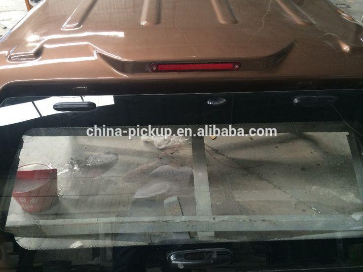 Volkswagen Amarok 4x4 Pickup Canopy/Pickup Toppers