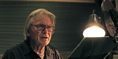 Ladislav Mrkvička, natáčení hry-Foto:Tomáš Vodňanský