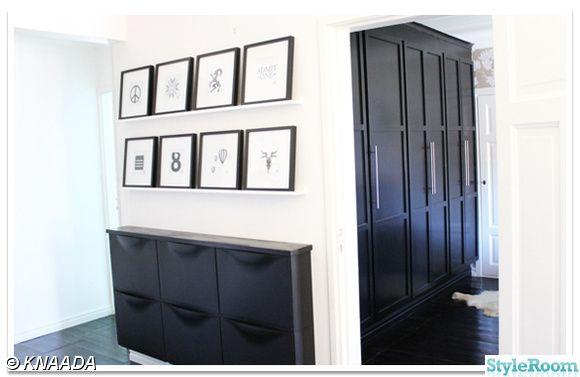 Klädförvaring,garderober,garderobsdörrar,skåpdörrar,sovrum,förvaring