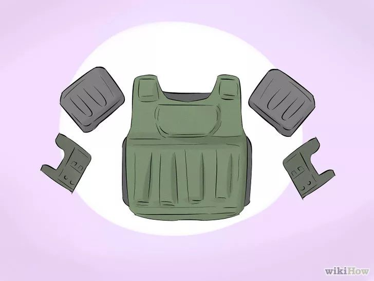 Imagen titulada Buy a Bulletproof Vest Step 6