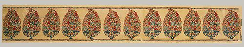 Shawl [Kashmir, India] (1998.217) | Heilbrunn Timeline of Art History | The Metropolitan Museum of Art