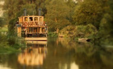 #GreatFoodRace: Blenheim - Marlborough River Cruises. River Queen cruises in Blenheim, Marlborough, South Island, New Zealand. Wine and dine on board #GreatFoodRace