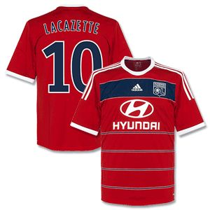 Adidas Olympique Lyon Away Lacazette Shirt 2013 2014 Olympique Lyon Away Lacazette Shirt 2013 2014 (Fan Style Printing) http://www.comparestoreprices.co.uk/football-shirts/adidas-olympique-lyon-away-lacazette-shirt-2013-2014.asp